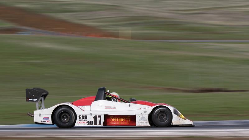 Davidson Racing's beautiful Norma en route to an E0 class victory.