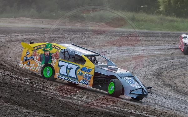 85 Speedway, Bryan Mize Memorial, TOMS, 9-24-16
