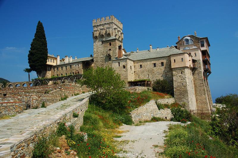 Monastery of Stauronikita..