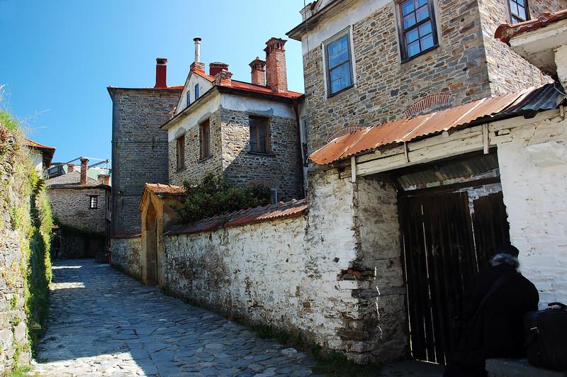 Karyes village..
