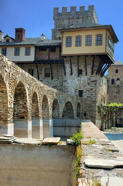 Holy monastery of Stauronikita..