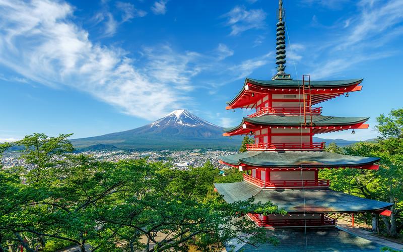 Mount Fuji #01