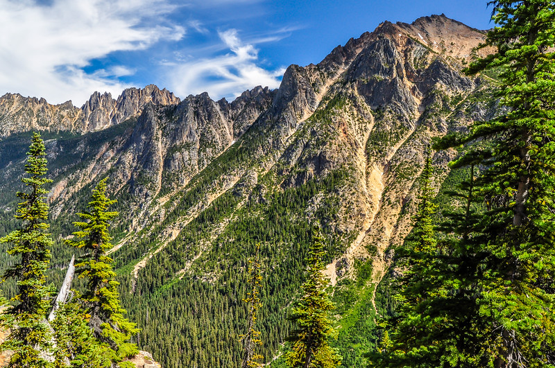 Towering Peaks of the Northern Cascades