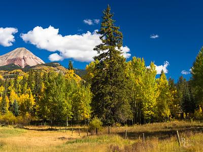 Southwest Colorado in Autumn