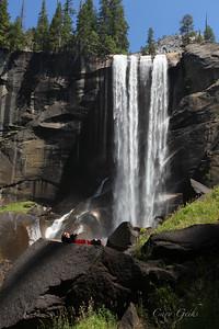 """""""Vernal Falls"""""""