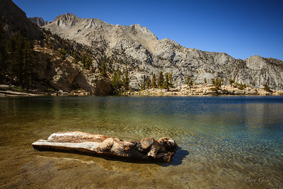 Quietness Lone Pine Lake