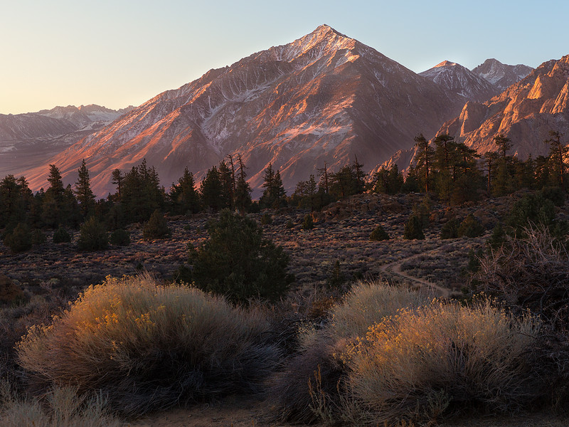 Mt. Tom Sunrise