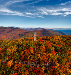 Fire Tower Foliage