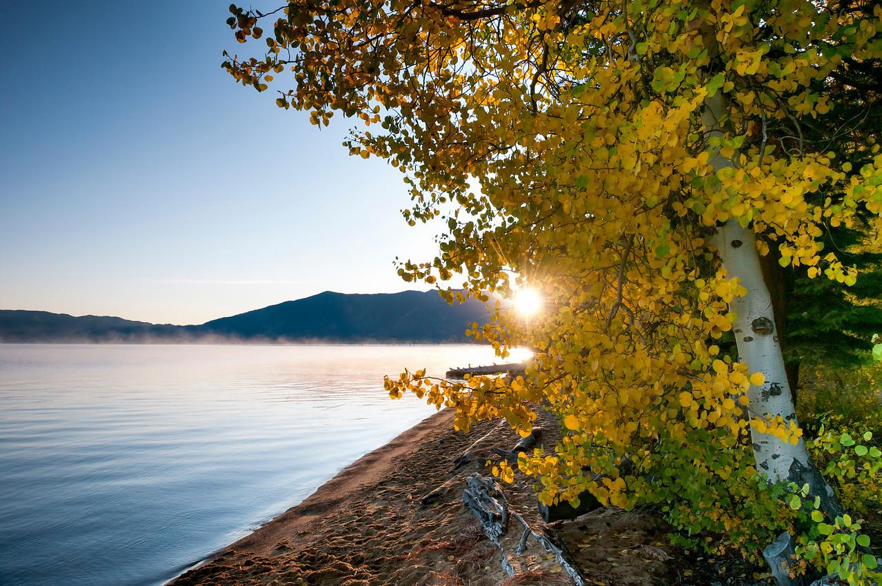 Kiva Sunrise