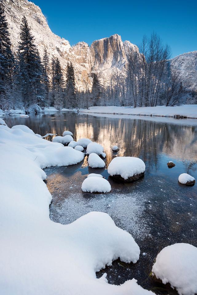 Winter Merced