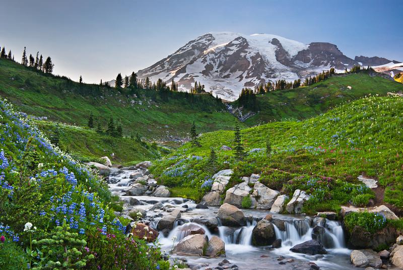 High Alpine Summer