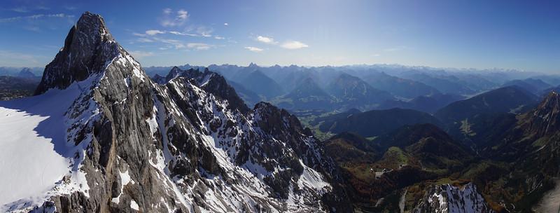 View from Dachstein