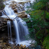 Banff Waterfall