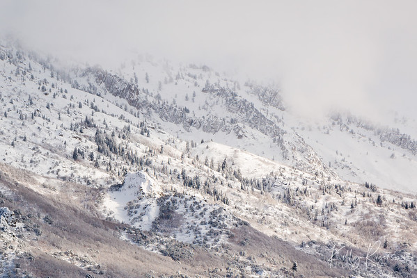 Winter is around the corner... before we know it, these mountains will be covered in beautiful fluffy snow!