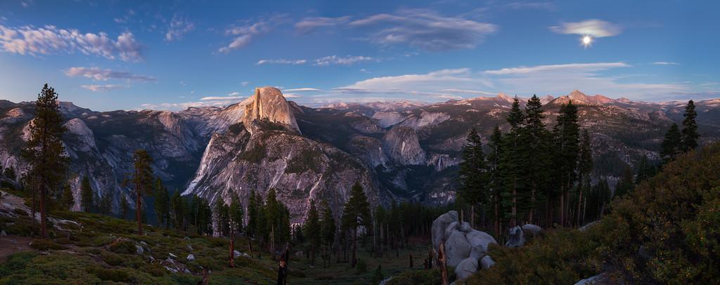Yosemite Dusk