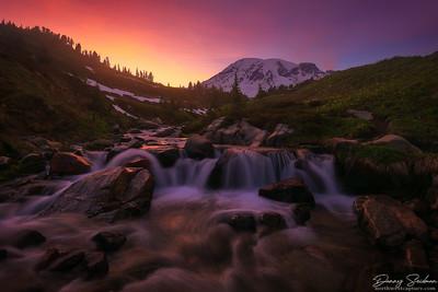 Cascades of Paradise