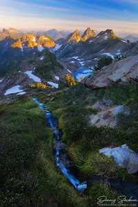 Summer in the Cascades