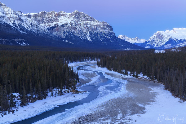 Saskatchewan Bend