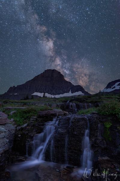 Glacier Heavens