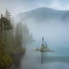 I wish I was an Island in the Fog