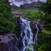 Myrtle Falls Afterglow