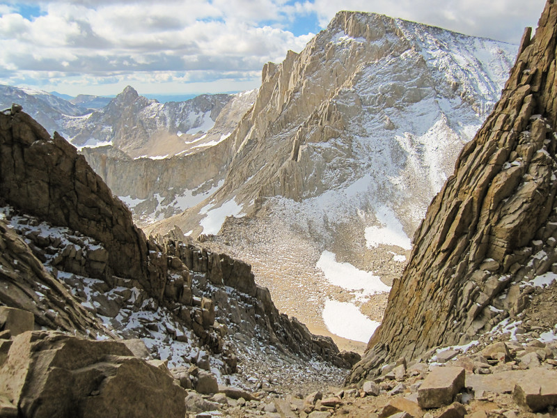 North Face of Mt. Whitney