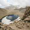 Iceberg Lake, near Mt. Whitney