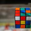 Rubics Cube, Joliet Historical Society, Joliet, Illinois