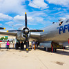 "After the Wheels and Wings museum I drove over to the Rockford Airport to see a B29 bomber Superfortress named ""Fifi"". I got to go inside and take some pics."