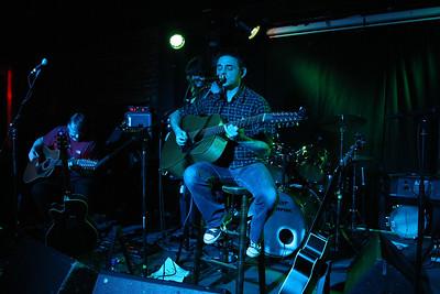 Alan Reed Slade Rooms Wolverhampton Dec 12th 2012
