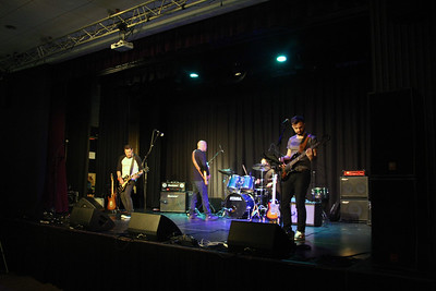 """Warmrain Fusion """"Not Without a Fight"""" Stourport"""