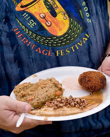 Jazz Fest food