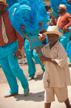 Jazz Fest Parade