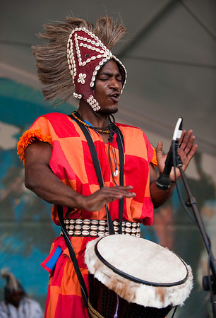 Kumbuku African Drum and Dance Collective