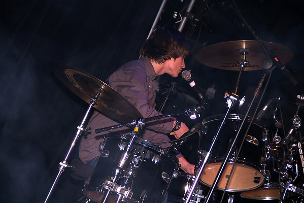 Thomas Mercier (Drums)