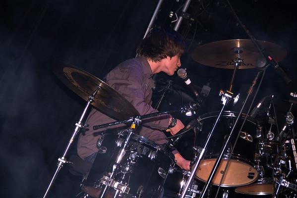 Thomas Mercier (Drums)
