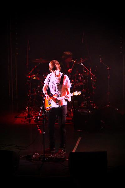 Max Berkowicz (Rythm Guitar)