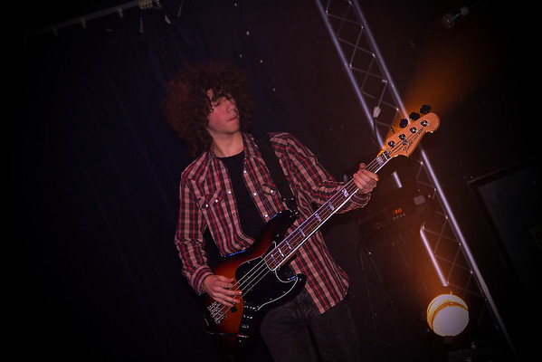 JB Theric (Bass)