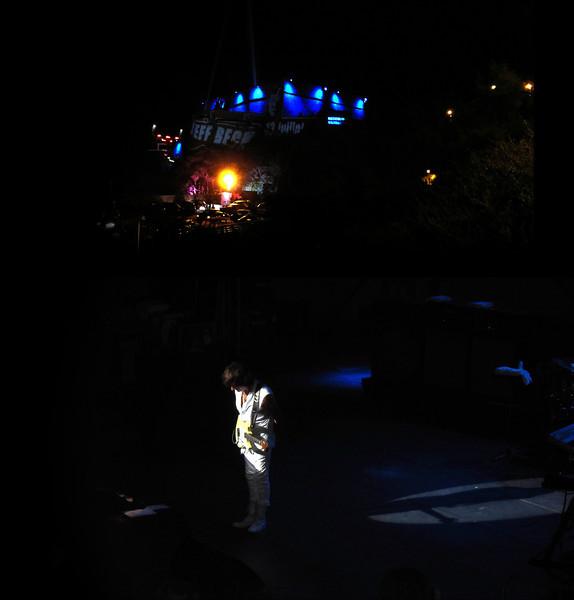Jeff Beck - Théâtre de la Mer Sète 07/2009