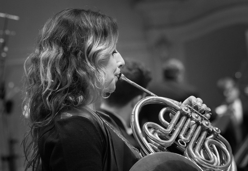 Chandra Cervantes, National Symphony Orchestra