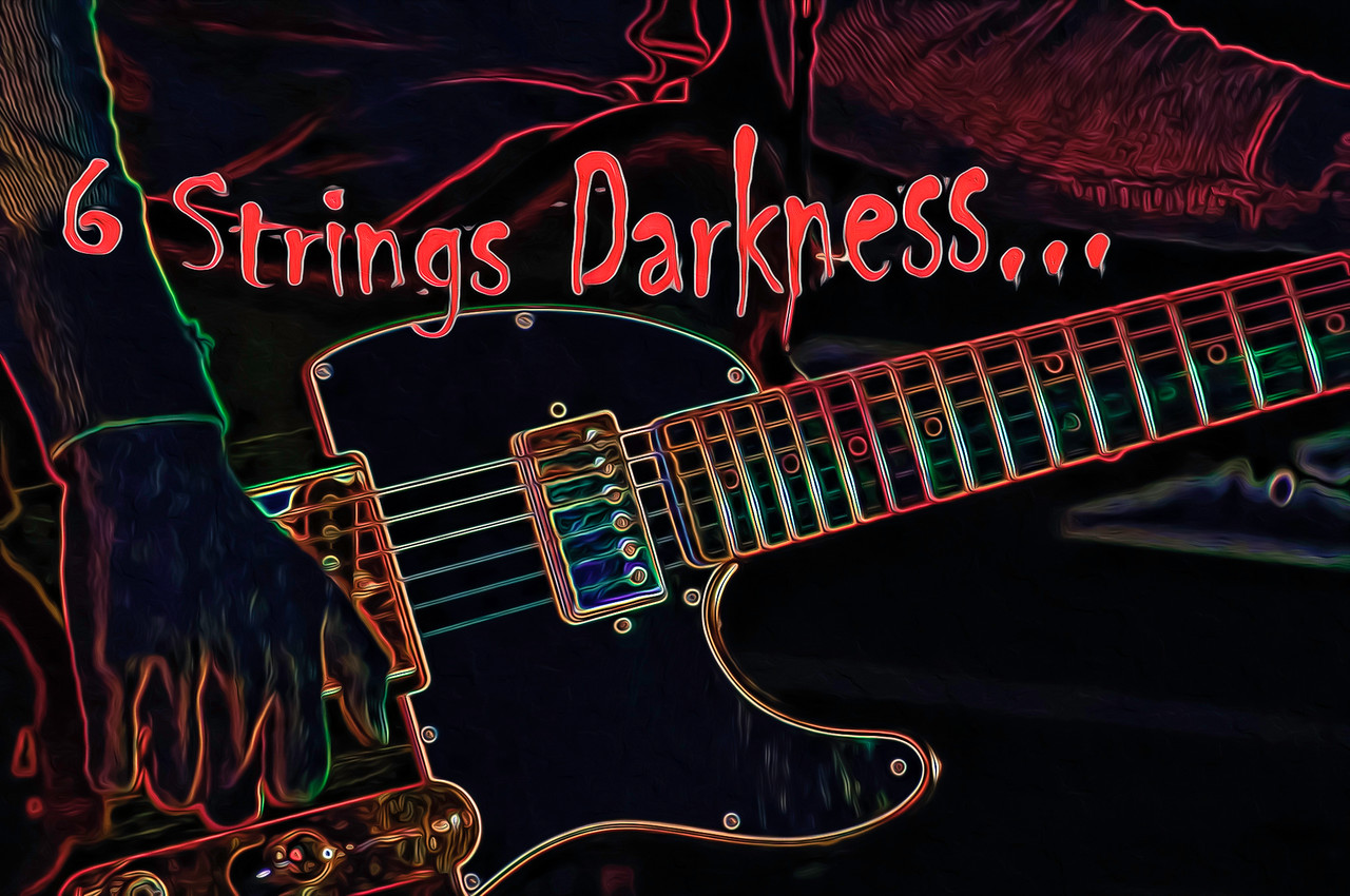 6 Strings Darkness