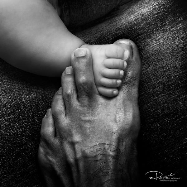 Grayce cut a covenant with grandpa
