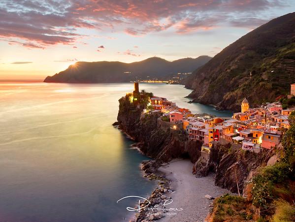Vernazza, Cinque Terre (UNESCO World Heritage Site)