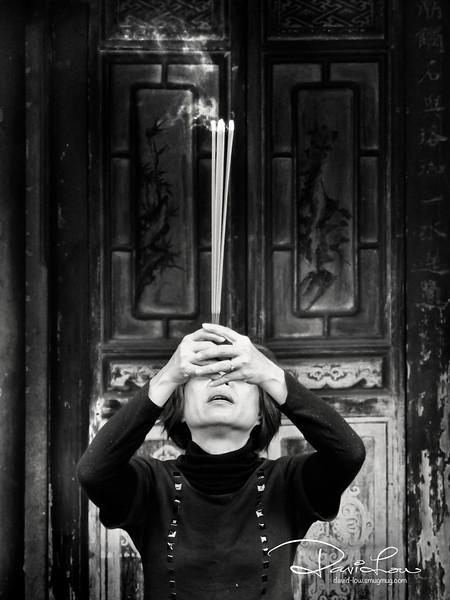 Ernest devotee - Taiwan