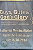 Guys, Guts, and Glory