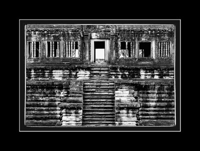 Temple Face, Angkor Wat, Cambodia