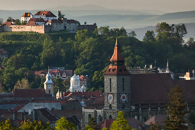 Old City, Brasov, Romania