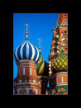 St. Basil's Cathedral, Red Square