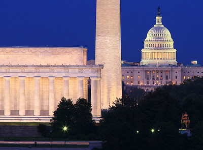 The National Mall, Washington DC
