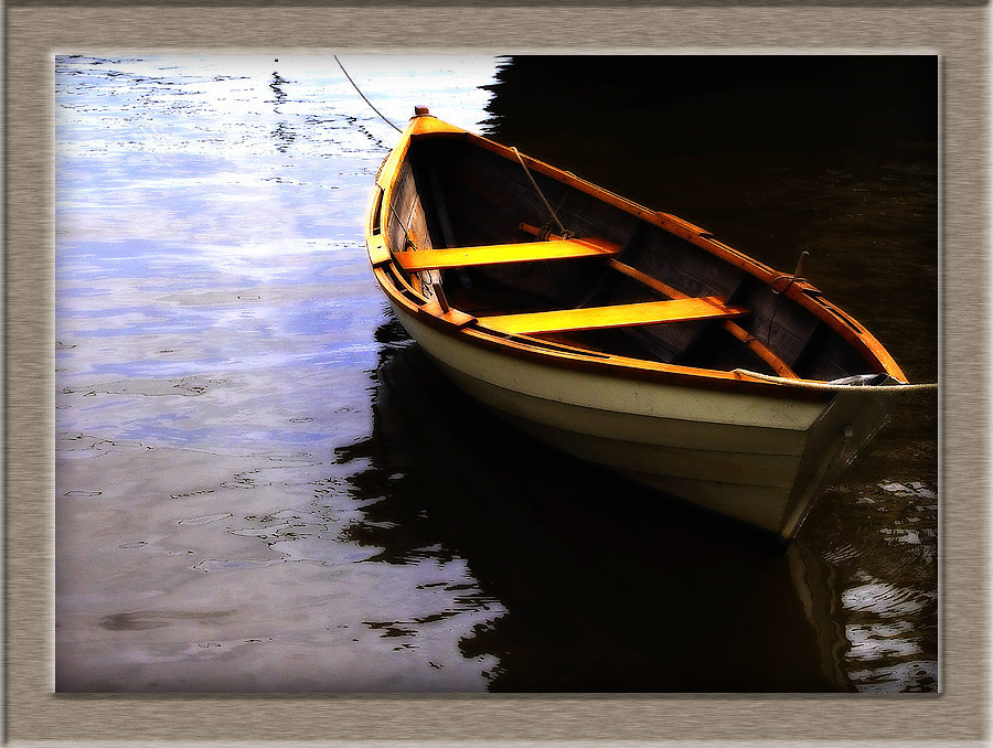 The old rowboat, Jamestown
